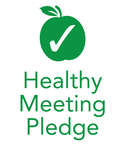 Healthy Meeting Pledge