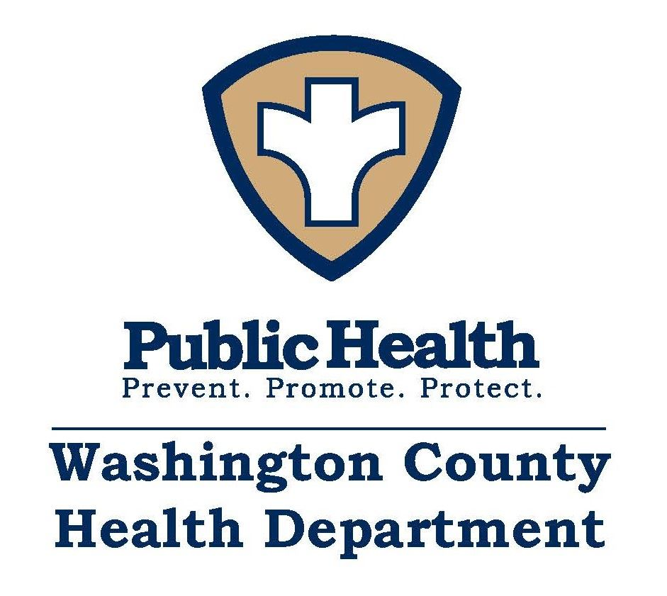 Washington County Health Department Prevent,  Promote, and Protect.