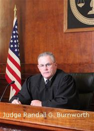 Judge Randall G. Burnworth